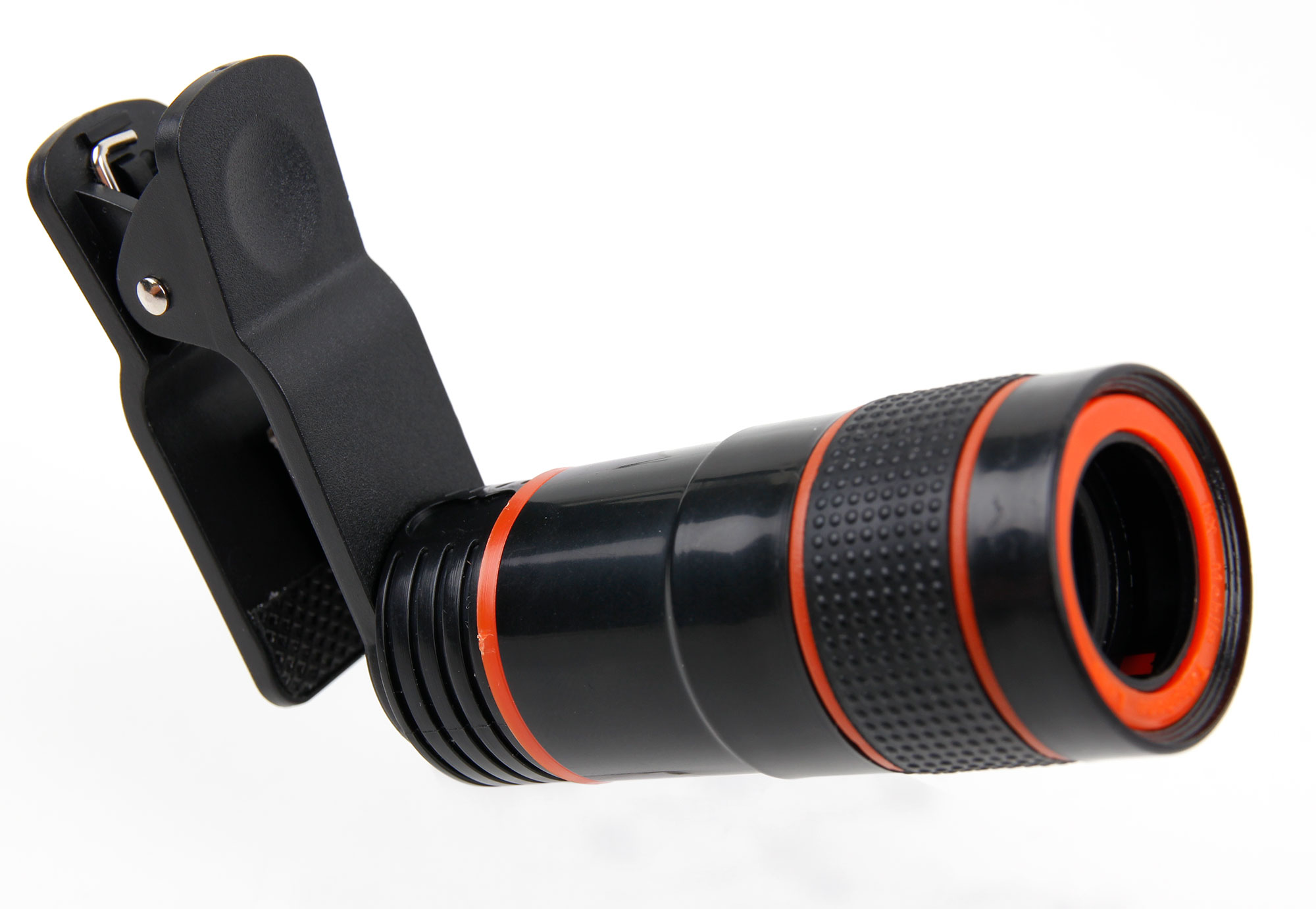 Details about Mini Telephoto Zoom Lens Clip Kit For Full Apple iPhone /  iPad Range